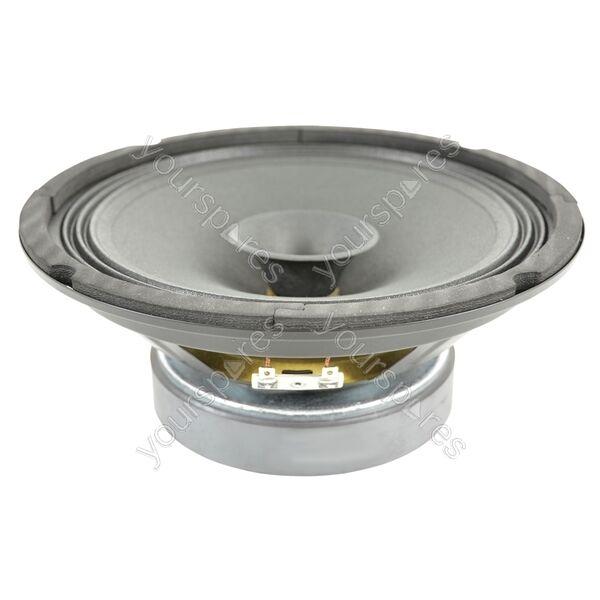 """QTX Full Range General Loudspeakers - Wide PA loudspeaker, 20cm (8""""), 60W r"""