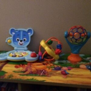 Assorted toys that babies love London Ontario image 1
