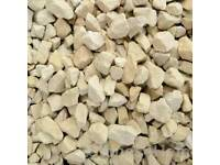 Cotswold garden/driveway stones, chips, gravel