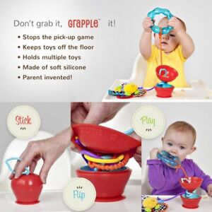 Suction toy for high chair