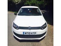 Volkswagen Polo 1.2 10 REG 49K Miles