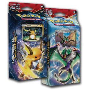 Pokemon XY BREAK Through Theme Deck