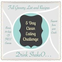 Shakeology Super Sampler