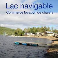 *DOMAINE VILLÉGIATURE* ch. du Lac-Hénault S, Mandeville