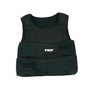 TKO weighted vest 40 lbs