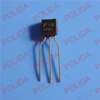 10pcs Transistor Fairchildvishay To-92 J201