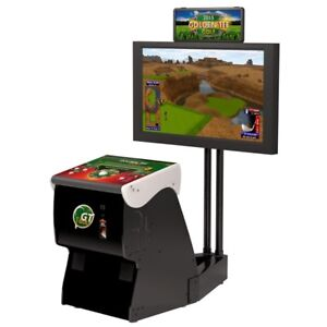 Commercial Edition Golden Tee 2018