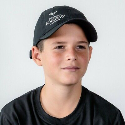 Nike Rafa Nadal Movistar Tennis Academy Dri-Fit Cap Junior Unisex - Black