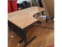 Elite Beech Office or Home Workstation