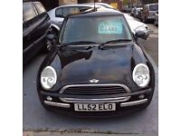 MINI ONE LONG MOT OCTOBER 2017 PX WELCOME