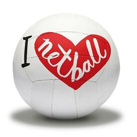 Need some NETBALLERs to join a new team aged 18+
