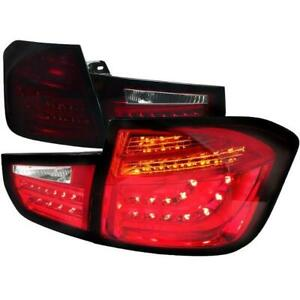 2013-2015 BMW F30 Red Led Tail Lights