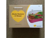 Hamster cage Rosewood abode fully furnished, new & boxed!!! Open to offers
