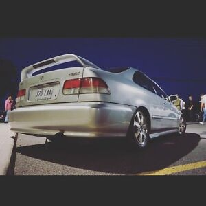 civic siR 2000 un vraii