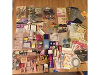 Card making / scrapbooking paper craft bundle
