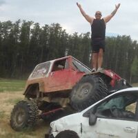 Rock Crawler or Mud Bogger