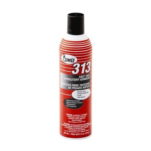 Camie 313 - Fast Tack Upholstery Adhesive - 12oz - Made in USA