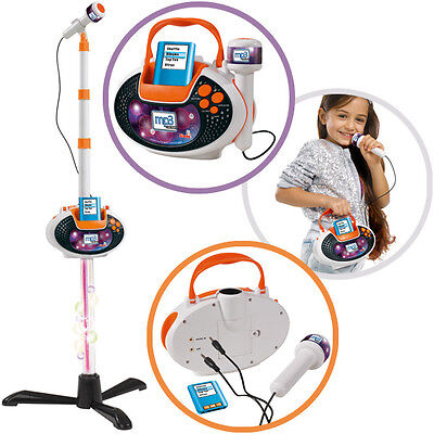 Simba My Music World I-Mic Musicstation 2in1 Mikrofon Mikrophon Kinder Spielzeug