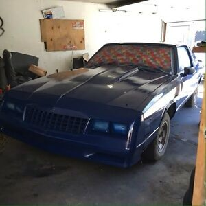 Price drop 1985 Monte Carlo