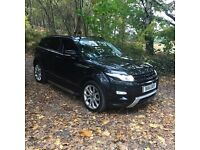 Range Rover evoque Dynamic 2.2 diesel 2013