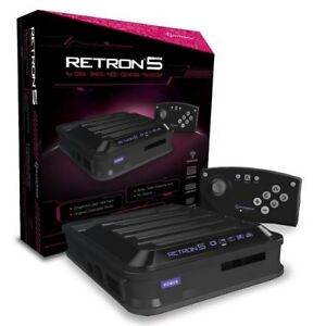 NEW Retron 5 systems available @ NEX Game Store  only $189.99