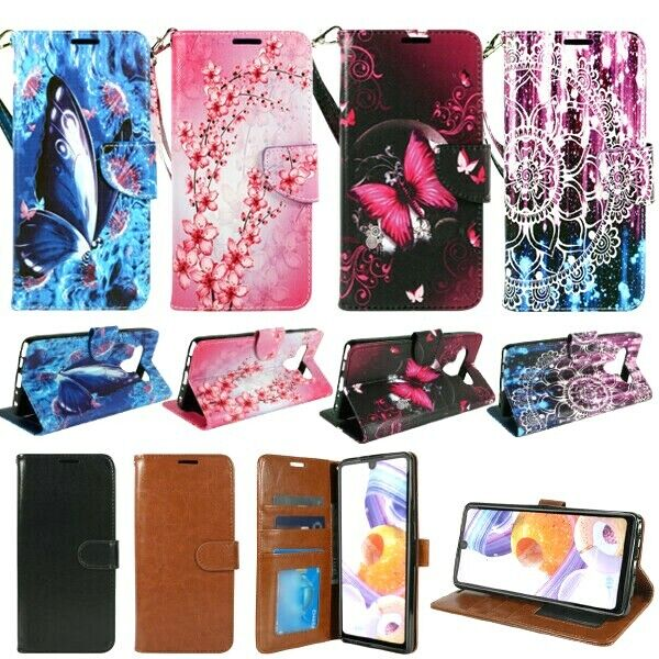 Phonelicious For Lg Aristo Wallet Pu Leather Case Premium Pouch For Sale Online Ebay
