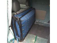 Vw caddy t4 t5 fold out rock and roll bed