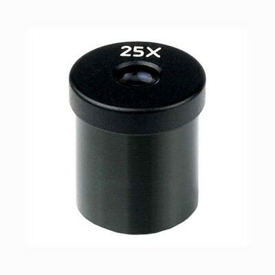 Amscope Ep25x20-s One Wf25x Microscope Eyepiece 20mm