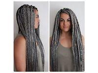 Hairstylist/Afrohair/braids/braid/weave/wigs