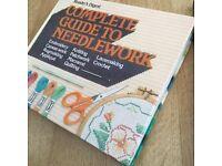 Cross-stitch & Needlecraft books - Free