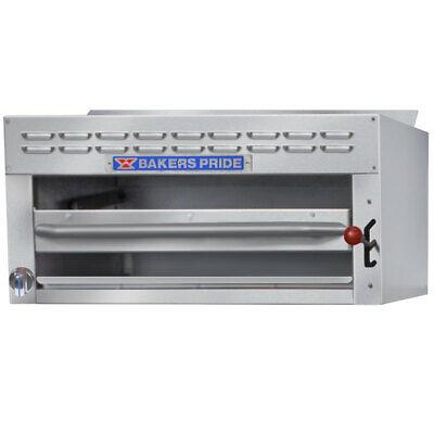 Bpsbi Restaurant Series Gas Salamanders Bpsbi-36 36 W X 20.5 H X 25.5 D