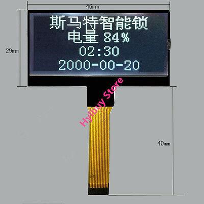 Fstn-cog Lcd Module 12864t 128x64 Dots Matrix Graphic Spi Display Screen Lcm