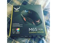 Corsair m65 rgb gaming mouse
