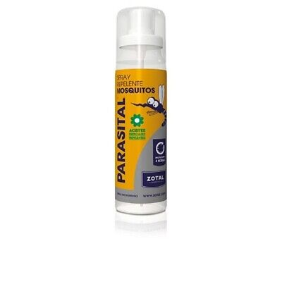 Parasital Pro Spray Antimosquitos Producto Repelente con Fragancia - 100 ml