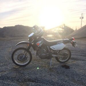 2007 DR650 OPEN TO TRADES