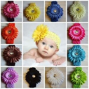 Elastic-BabyGirl-Adult-Headbands-children-Hairband-and-flower-New-Gift