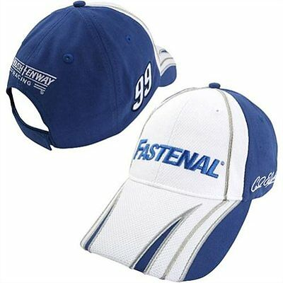 Carl Edwards Chase Authentics  99 Fastenal Element Hat Free Ship