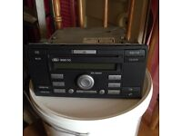 Ford Focus radio/stereo