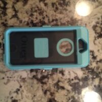 Iphone5 s otter box hard case only.