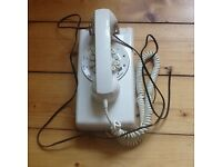 Vintage wall phone in great condition