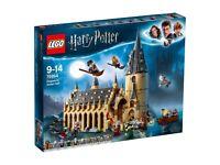 LEGO Harry Potter Hogwarts Castle Great Hall 75954, Brand New, HUGE SET - Ideal Xmas Gift!