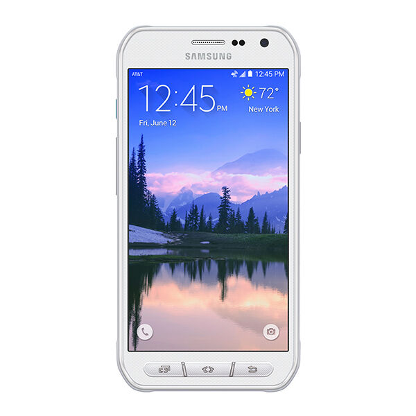 Samsung Galaxy S6 active Galaxy S6 active - 32GB - Camo White (AT&T) Smartphone