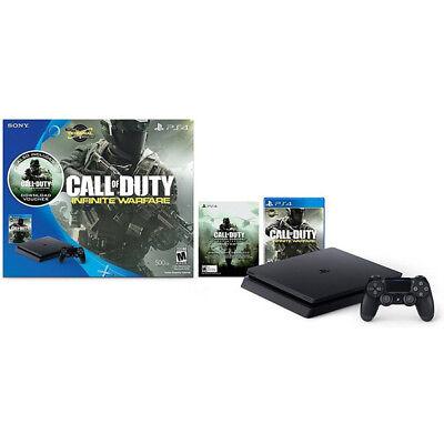 500 GB Call of Duty Infinite Warfare PS4 Slim System Bundle