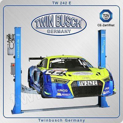 Twin Busch ® Ponte sollevatore auto a 2 colonne 4200 kg - BASIC LINE - TW 242 E usato  Spedire a Italy