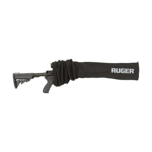Allen Ruger Tactical Gun Sock 50In X 6In Black 27136