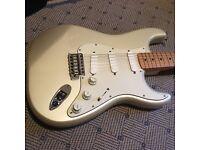 Fender Strat Diamond Anniversary EMG SA1s