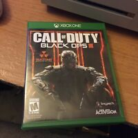Black ops 3 and Dragon Age Inquisition Xbox One