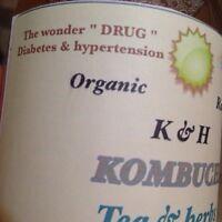 KOMBUCHA & Apple cidre vinegar