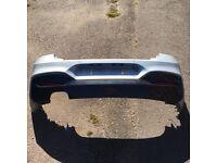BMW 1 SERIES F20/21 LCI M SPORT REAR BUMPER 2015-