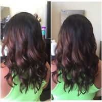 Hair Color Deal - July & August